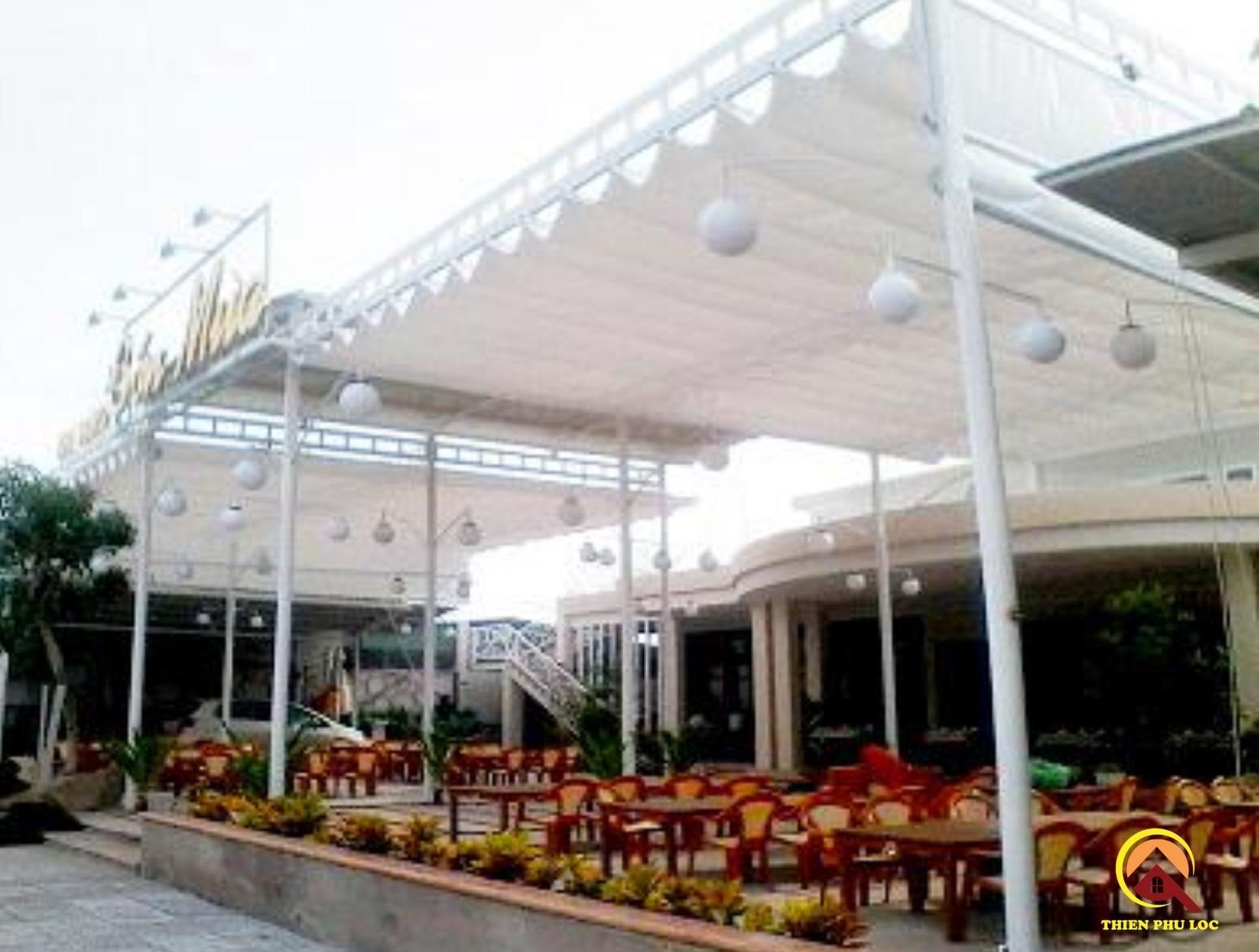 Mái Che nhà hàng quán nhậu