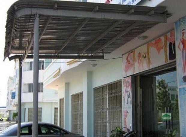 Mái Tôn Che Nắng – Mưa Cho Nhà Ở
