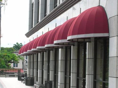 Tổng hơp những mái hiên, mái xếp, mái vòm cho sân nhà và quán cafe