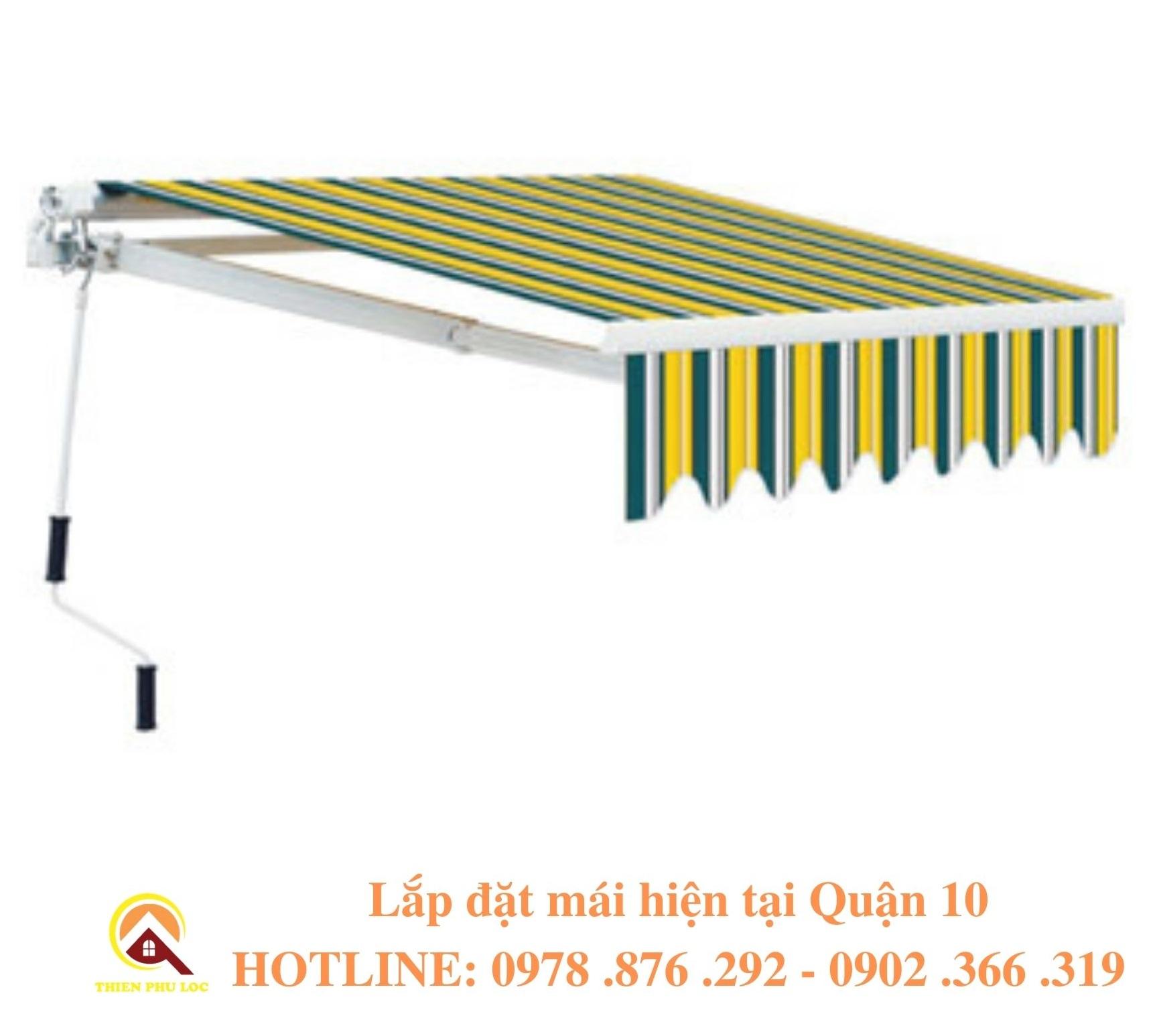 Sửa Chữa – Lắp Đặt Mái Hiên Quận 10 TpHCM | Nhanh Chóng & Uy Tín