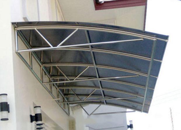 Mái hiên bằng tôn – Sự lựa chọn hoàn hảo cho ngôi nhà hiện đại