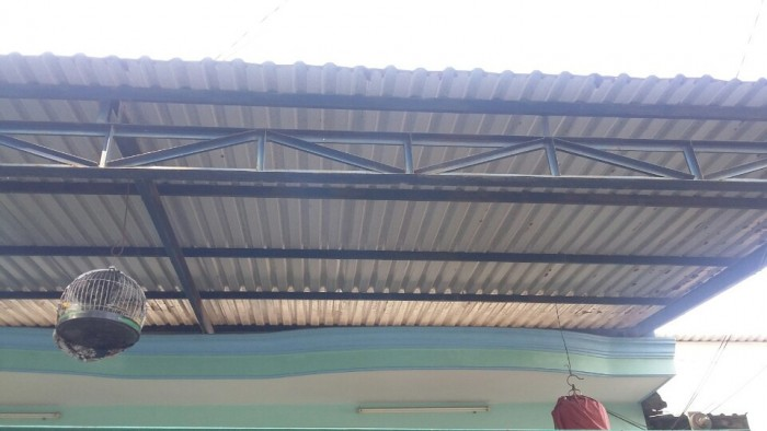 Mái hiên bằng tôn - Sự lựa chọn hoàn hảo cho ngôi nhà hiện đại
